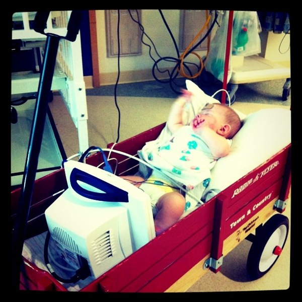 ICU Wagon Ride